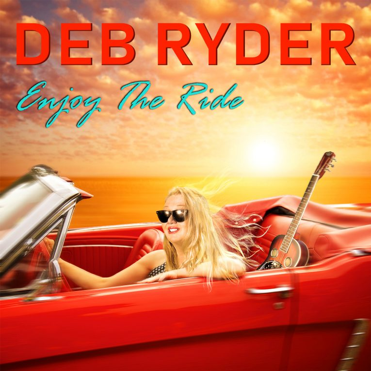 Single premiere, Bring The Walls Down, Deb Ryder, Rock and Blues Muse