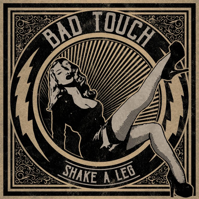 Album review, Shake A Leg, Bad Touch, Rock and Blues Muse
