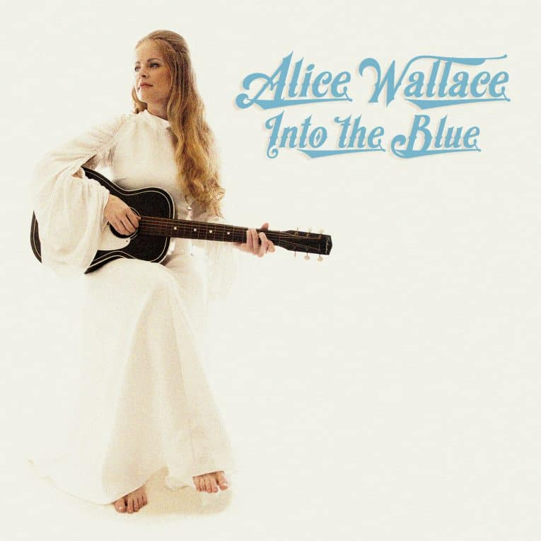 Review, Alice Wallace, Into The Blue, Rock and Blues Muse