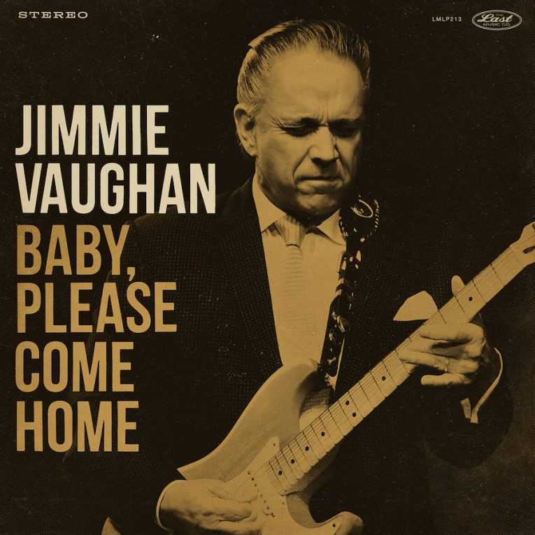 Jimmie Vaughan, Baby Please Come Home, album review, blues music, Rock and Blues Muse