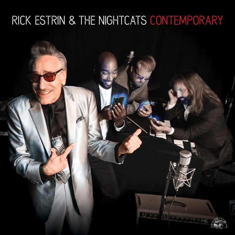 Rick Estrin & The Nightcats, Contemporary, album review, Rock and Blues Muse