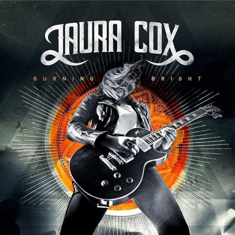 Laura Cox, Burning Bright, album review, Rock and Blues Muse