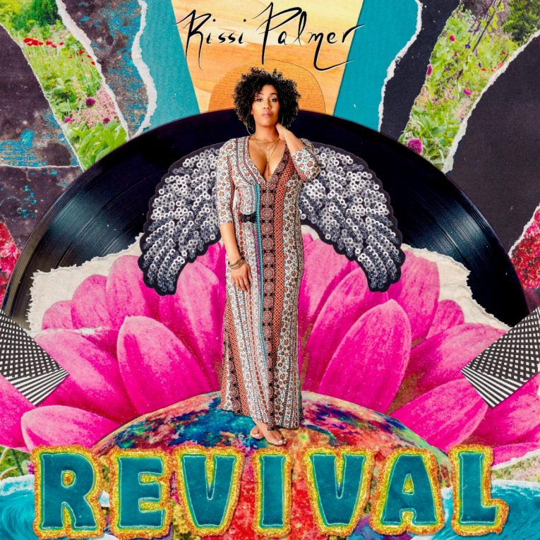Rissi Palmer, Revival, album review, Rock and Blues Muse