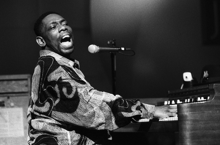 Blues legend Lucky Peterson dies at 55, Rock and Blues Muse