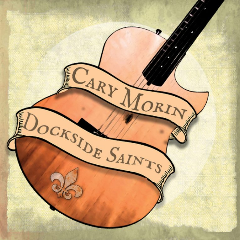 Dockside Saints, Cary Morin, album review, blues music, Americana, Rock and Blues Muse