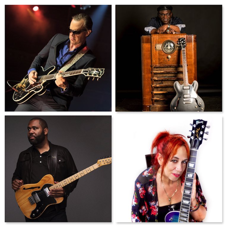 Top 15 Contemporary Blues Rock Guitarists 2020 Rock and Blues Muse