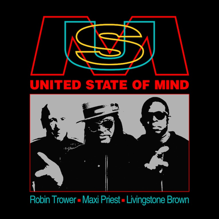United State of Mind Trower Priest Brown album cover