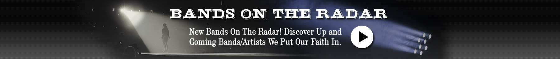 Bands on The Radar