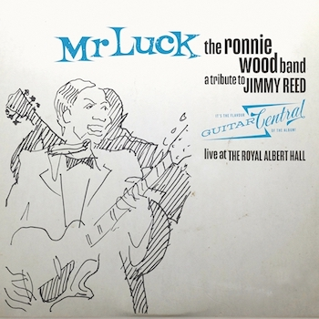 Mr. Luck-A Tribute To Jimmy Reed: Live At The Albert Hall album cover