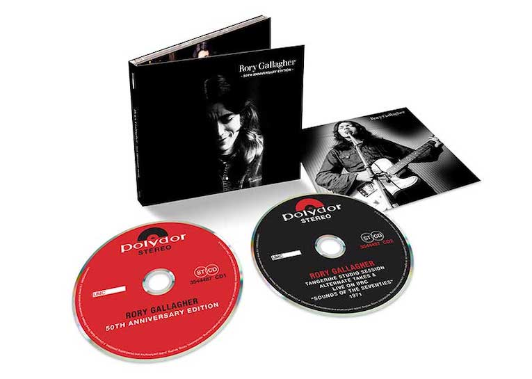 Rory Gallagher 50th Anniversary Limited Edition 2CD image