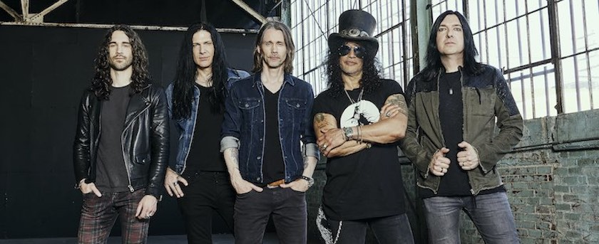 Slash feat. Myles Kennedy and The Conspirators photo